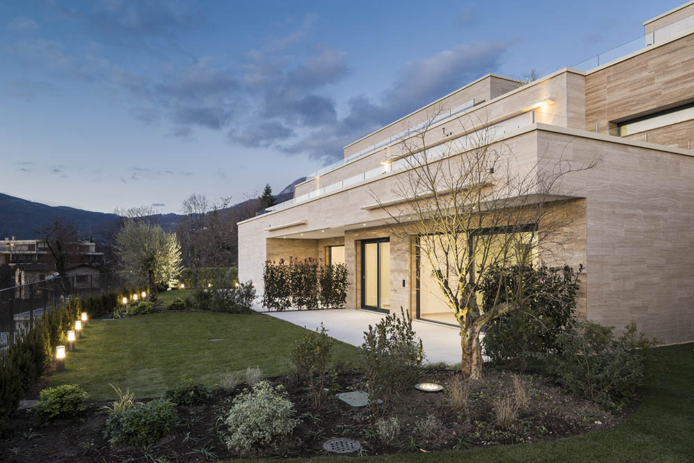 Residenza, Cadro, Switzerland, Thierry Bottinelli architetto
