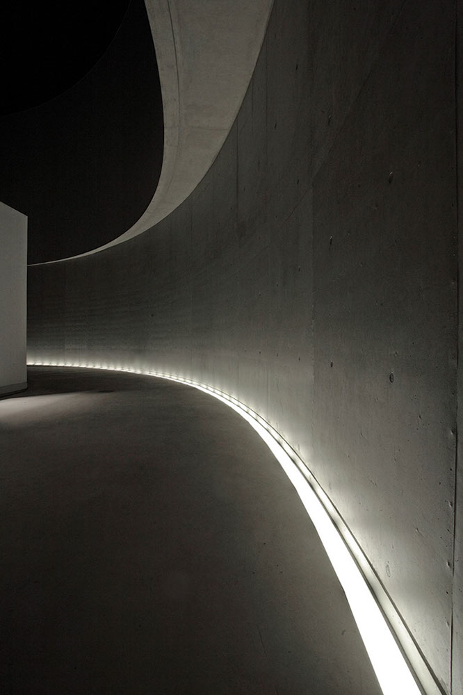 MAXXI - National Museum of the 21st Century Arts, Rome, Italy - architect Zaha Hadid
